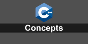 C++ Concepts In Hindi