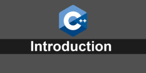 C++ Introduction In Hindi