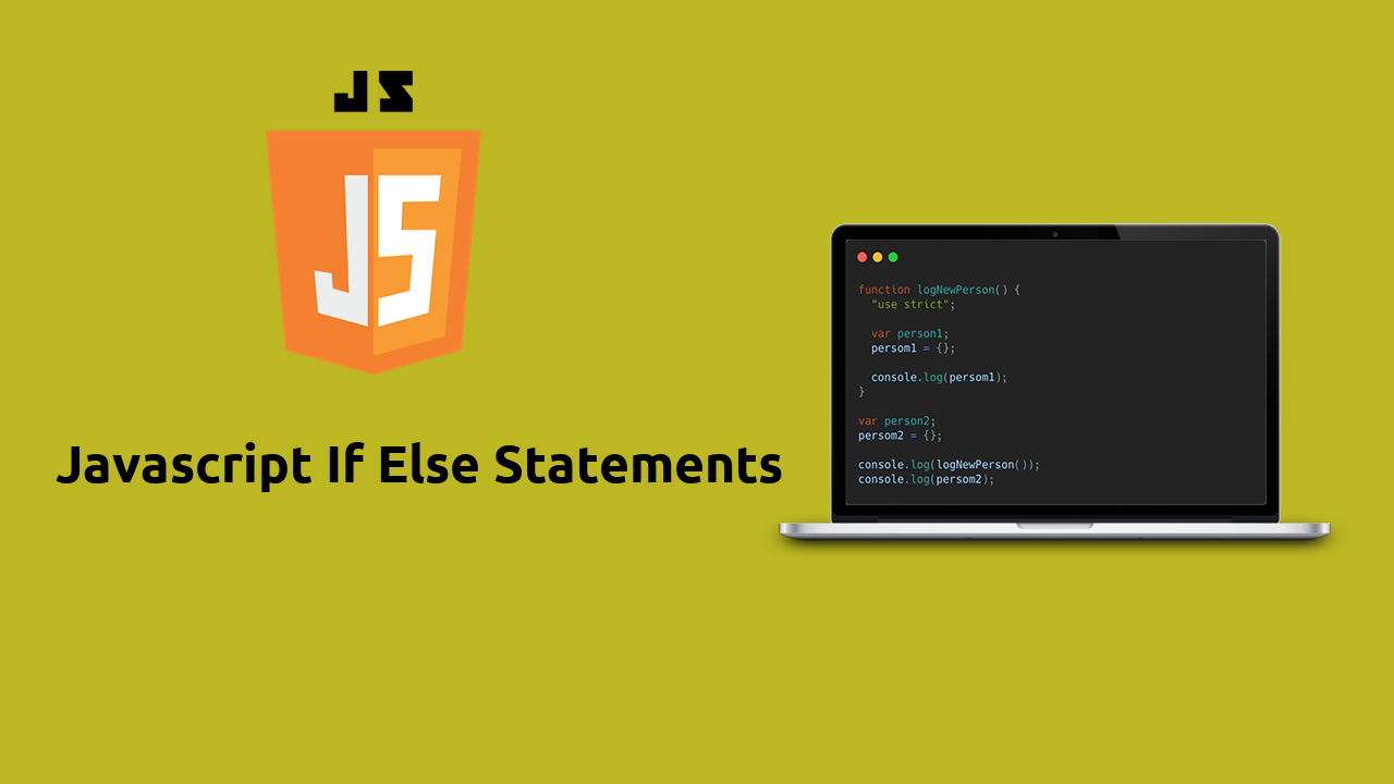 JavaScript If Else Statements In Hindi