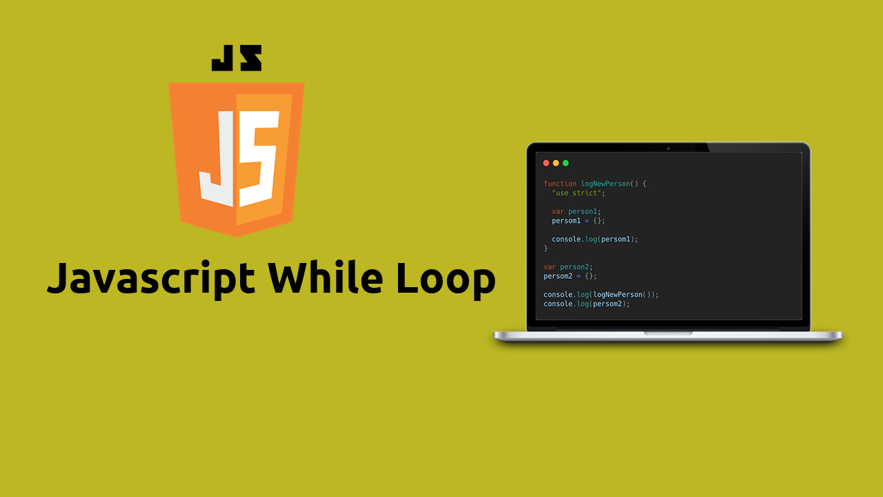 JavaScript While Loop